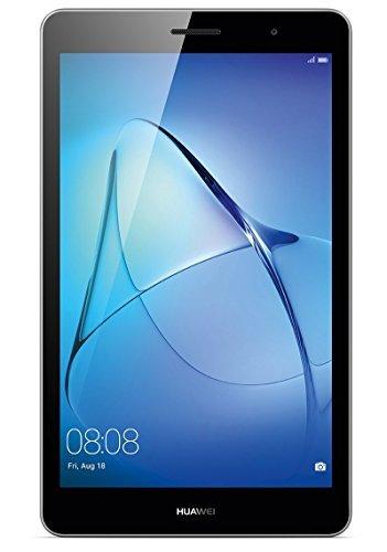 Huawei Mediapad T3 17,78 cm (7 Zoll) Tablet (Quad-Core Prozessor, 1GB RAM, Android 6.0) grau
