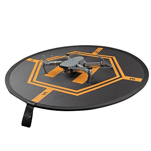 Portable Drone Landing Pad impermeabile pieghevole Drone Eliporto con il sacchetto di trasporto per...