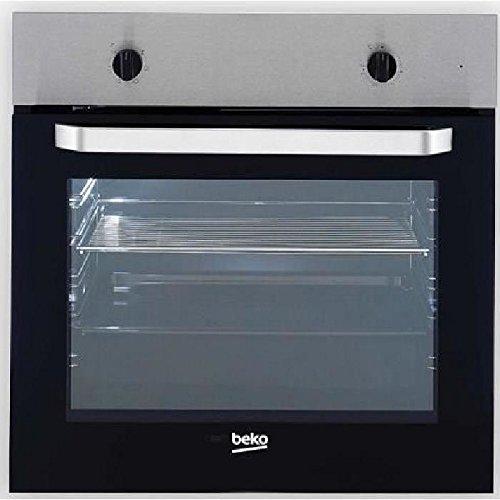 BEKO - Forno ad Incasso Statico OIC 21001 X Finitura Inox da 60cm