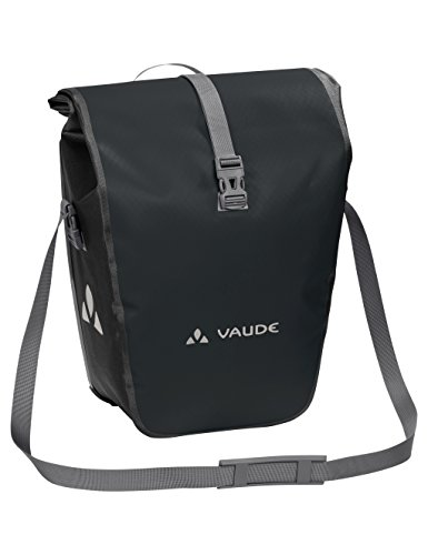 Vaude Aqua Back Single Hinterradtasche, Black, One Size