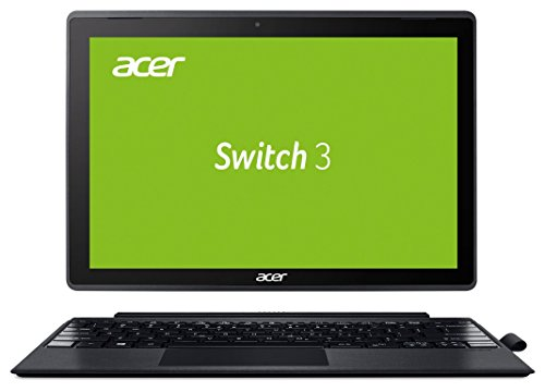 Acer Switch 3 SW312-31-P0US 31 cm (12,2 Zoll Full-HD) Convertible Notebook (Intel Pentium N4200...