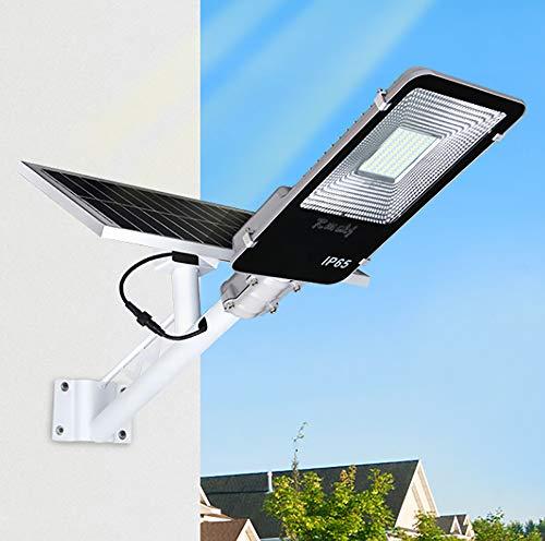 Rmckj-Q LED Lampione Stradale 40W-400W Luci Solari Esterno Controllo della Luce Intelligente con...