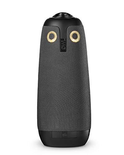 Meeting Owl 360-Grad-Videokamera mit automatischem Lautsprecherfokus, Meeting-Eule (Meeting Owl) - nur Kamera, schwarz