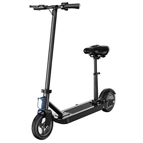 ZDDOZXC Scooter elettrico, velocità del motore 350W Fino a 30 km / he 20 km di distanza, scooter...