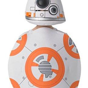 Rubies 's oficial de Star Wars BB-8tabardo y sombrero, niño disfraz–Un tamaño
