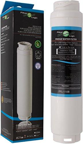 FilterLogic FFL-110B Filtro acqua compatibile con 3M UltraClarity 00740560 , 740560 / 644845 per...