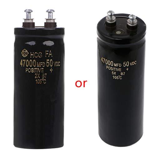 Contenuto della confezione: 1 x Electrolytic Capacitor.