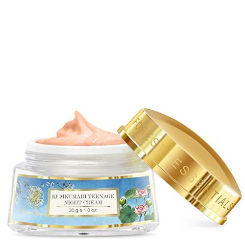 Forest Essentials Night Cream, Kumkumadi Keram, 30g 9
