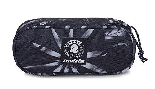 Portapenne INVICTA - LIP PENCIL BAG - Darker Nature - porta penne scomparto interno attrezzato