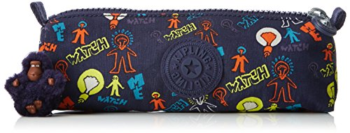 Kipling Freedom Astuccio, 22 cm, 1 liters, Multicolore (Bright Light)