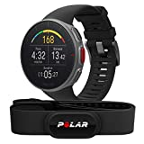 Polar Vantage V HR -Reloj premium con GPS y Frecuencia cardíaca - Sensor H10 - Multideporte y...