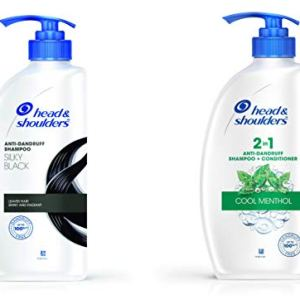 Head & Shoulders Silky Black Shampoo 3