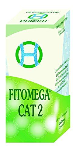 FITOMEGA CAT 2-50 ml-Complesso Fitosinergico