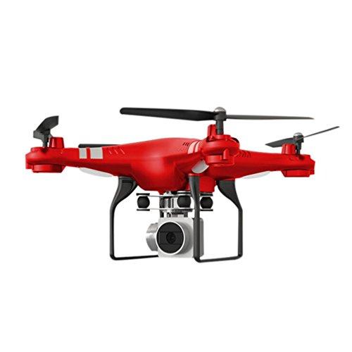 J - NEGOZIO Drone, Giocattolo Drone Con Telecamera Aereo Telecomandato Aereo, Hover Grandangolare...