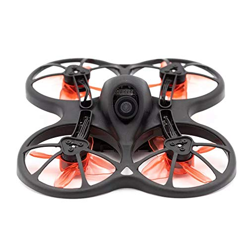 Thboxes Emax TinyhawkS 75mm F4 OSD 1-2S Micro Indoor FPV Racing Drone BNF w / 600TVL CMOS Camera
