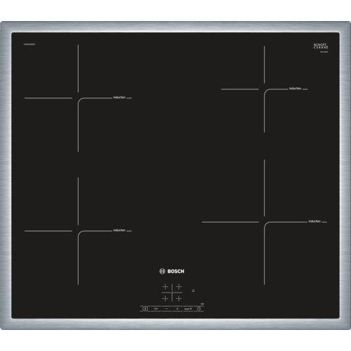 Bosch Serie 4 PUE645BB1E piano cottura Nero Incasso A induzione