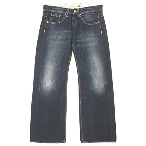 Kuyichi Sugar, Damen Jeans Hose, Denim, darkblue used, W 26 L 32...