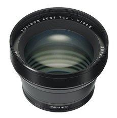 Fujifilm TCL-X100II Tele lente de conversión, color negro (16534742)