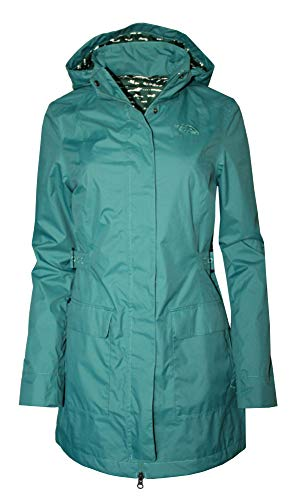 The North Face Women's Long Dryvent Trench Jacket