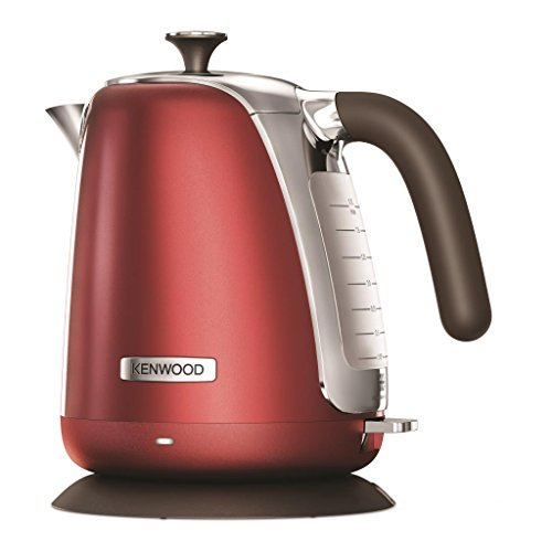Kenwood Turbo 1.7L kettle (red) (3000w)