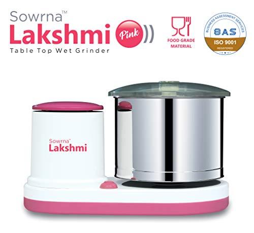 DGMR Sowrna Lakshmi Wet Grinder (Pink)