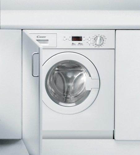 Candy CWB 1062DN1-S Incasso Carica frontale 6kg 1000Giri/min A+ Bianco lavatrice