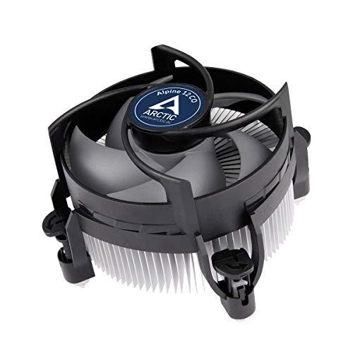 ARCTIC Freezer 33 eSports Edition - Dissipatore di processore semi-passivo con ventola da PWM 120...