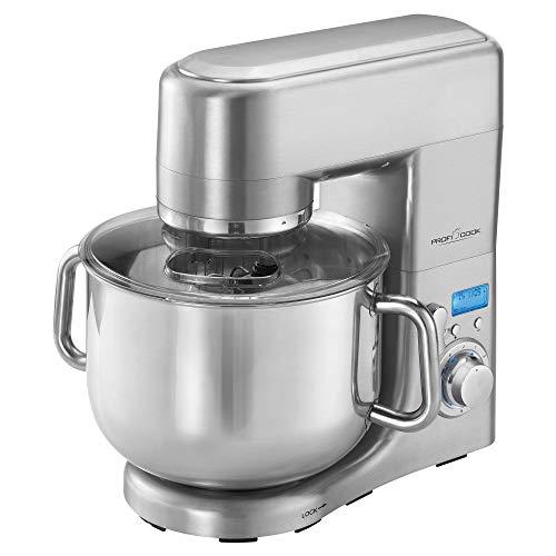Profi cook di KM 1096 Robot da Cucina Multi, 10 L, 1500 W, Acciaio Inox