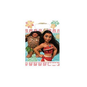 Lot 6 sachets Vaiana Disney Cadeau Bonbon Surprise Anniversaire – 769