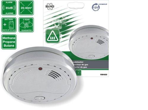 Elro RM400 - Detector de gas