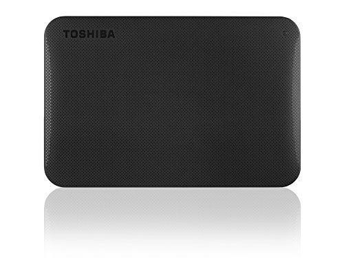 Toshiba Canvio Ready 500 GB Hard disk esterno, Nero