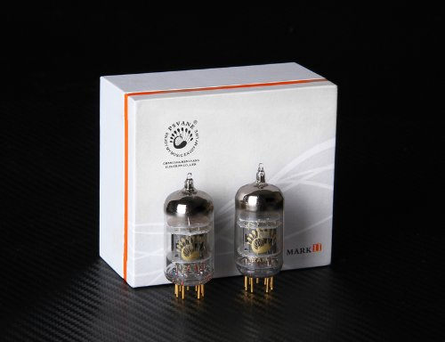 Jellyfish Audio Psvane 12AX7TII ECC83 Hi-Fi Double Triode Valve Tube Matched Pair 12AX7 TII