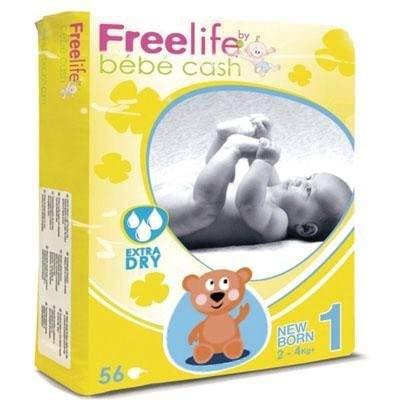 FreeLife- Pannolino, Multicolore, 315