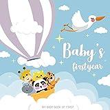 Baby´s First Year - Un Libro Sencillo De Primicias