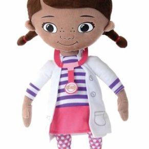 DOCTORA JUGUETES PELUCHE 57 CM DE PIE. CALIDAD SUPERSOFT. DOC MCSTUFFINS DISNEY