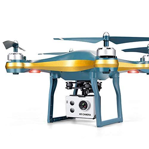 K10 GPS Telecomando Drone WiFi FPV Drone Regolabile 1080P HD grandangolare Altezza della Telecamera...