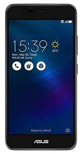 Asus Zenfone 3 Max ZC520TL-4H122IN (Grey, 32GB)