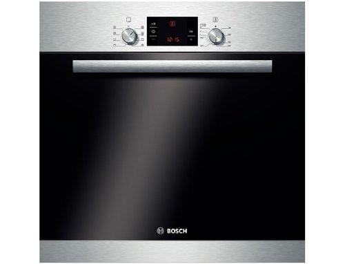Bosch HBA63B152S forno Forno elettrico 65 L 3650 W Nero, Acciaio inossidabile A