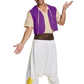 Aladdin Street Rat Adult Fancy Dress Costume