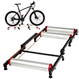 ROCKBROS Bike Trainer MTB Road Bicycle Exercise Station Foldable Indoor Cycling Roller Trainer