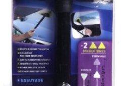 Carlinea 011095 Vision Net Raclette Microfibre Télescopique Prix