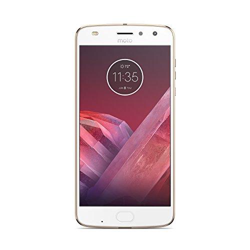 Motorola Moto Z2 Play 64 GB (Single Sim) UK SIM-Free Smartphone - Fine Gold