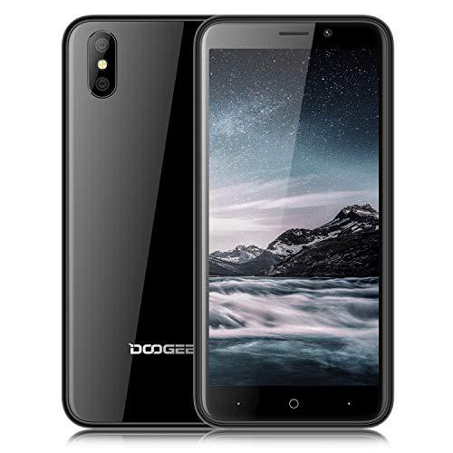 Offerte Smartphone, DOOGEE X50 Telefono Economico 3G, Dual SIM Free Schermo HD da 5.0' 18:9...