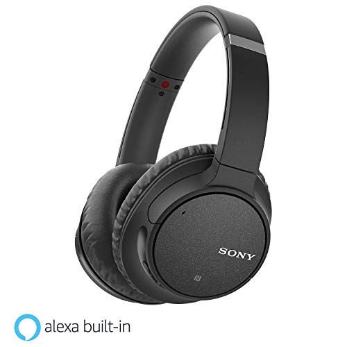 Sony WH-CH700N Wireless Noise Cancellation Headphones (Black)