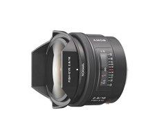 Sony SAL16F28 - Objetivo para Sony (distancia focal fija 16mm, apertura f/2.8-22) negro