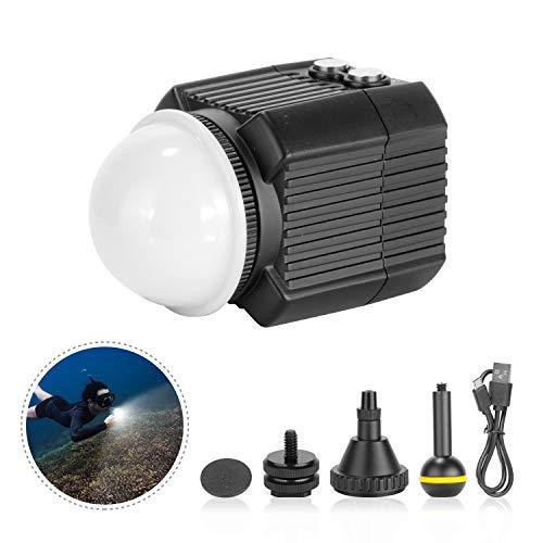 Neewer Luci Subacquee Luce di Immersione Riempimento ad Alta Potenza 195 Piedi LED Luce Impermeabile...