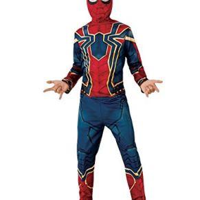 DISBACANAL Disfraz Spiderman Infinity War Infantil - 5-7 año