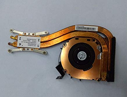 Heatsink Fan Module for Lenovo ThinkPad X1 Carbon 1st Gen. 2013, CPU Cooling Fan Compatible 04W3589