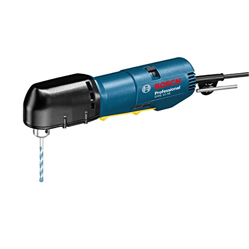 Bosch Professional GWB 10 RE, 400 W Nennaufnahmeleistung, 22 mm Bohr-Ø Holz, 10 mm Bohr-Ø Stahl, Zahnkranzbohrfutter 10 mm (eingebaut)