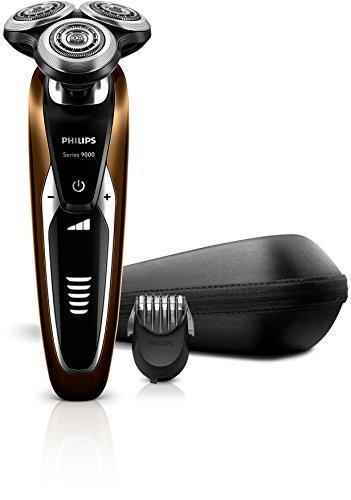 Philips-S951142-Afeitadora-elctrica-rotativa-para-hombre-color-negro